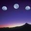 A Lua e sua influência