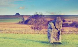 Winter Solstice 2013 - Avebury - UK