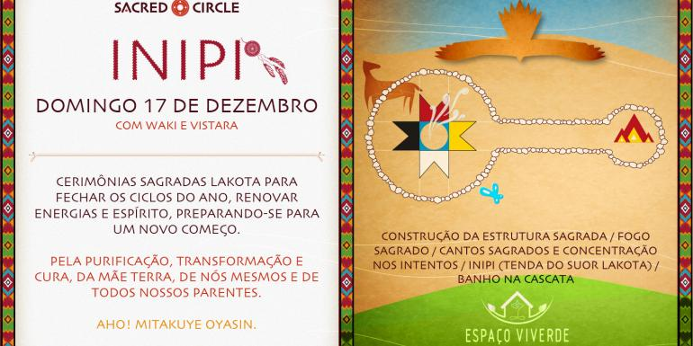 INIPI - CLEANSING AND TRANSFORMING